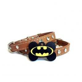 Plaquinha- Tag de identificação- Batman