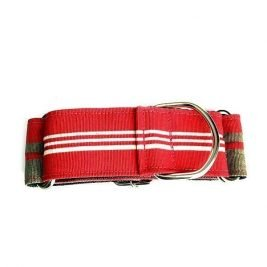 Martingale Red patchwork